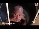 Африка дети голодают