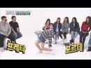 Weekly Idol EP 327 TWICE ver SUNMI's GASHINA 빵 터지는 트와이스의 가시나 커버댄스