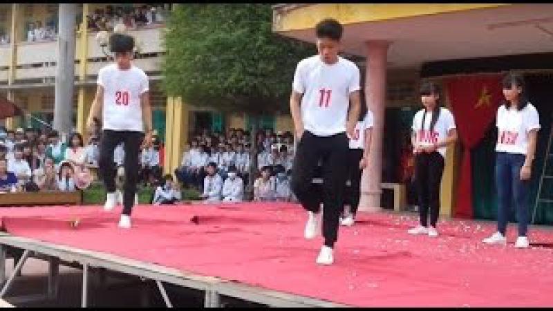 Nhảy Shuffle dance cực chất -Chuẩn soái ca đẹp trai trường người ta