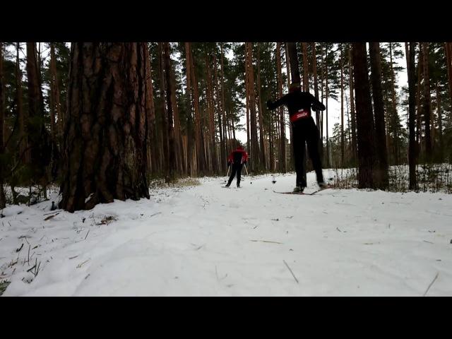 Открытие лыжного сезона в Полевском!