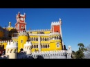 Beautiful Palacio da Pena, Sintra, Portugal