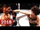 НОВЫЙ МОНСТР В UFC! ШОН САХАР О'МЭЛЛИ - ЛУЧШИЕ МОМЕНТЫ 2018