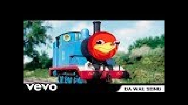 Thomas the Uganda Engine - UGANDA KNUCKLES SONG