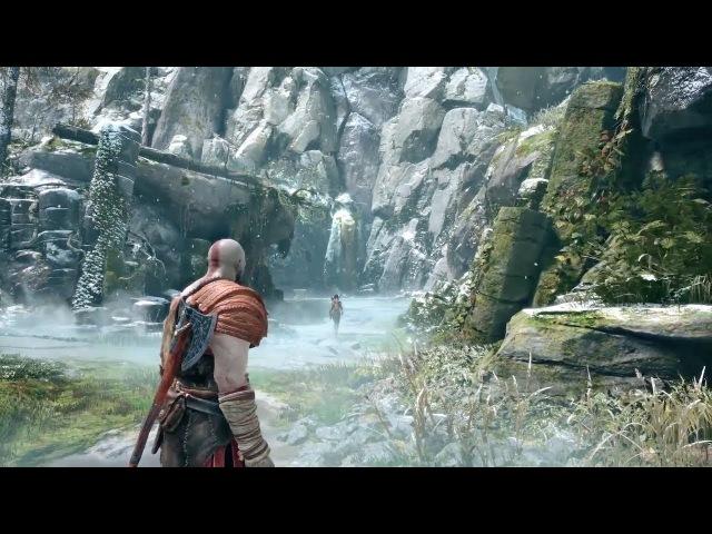 GOD OF WAR 4 - 10 Minutes Gameplay