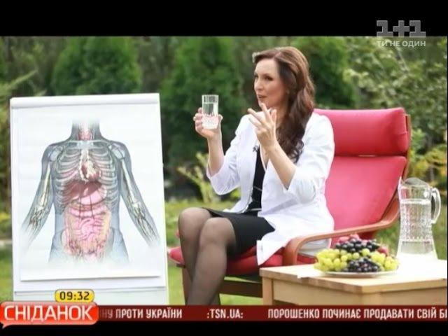 Поради дієтолога - Як правильно пити воду