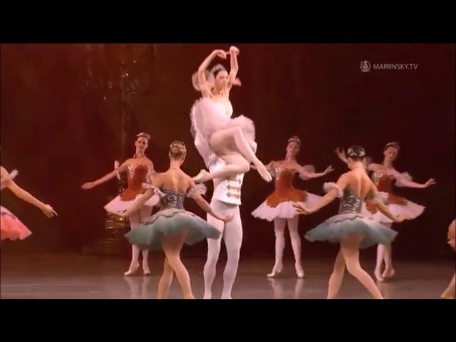 Mariinsky Paquita: V. Tereshkina and V. Shklyarov
