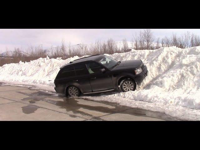 Range Rover Sport за 1.000.000 рублей. 2016. - видео с YouTube-канала Яковлев Миша