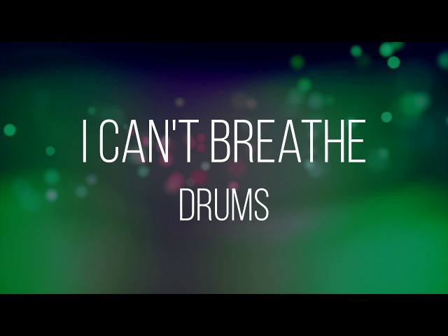 I Can't Breathe - Dead by April (Only Drums)