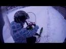 Обкатка снегохода Irbis Dingo T150, часть 1