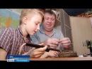 Маленький гений энергетики заинтересовались изобретением 9 летнего орского школьника