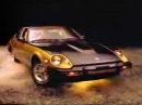 Datsun 10th Anniversary 280ZX Black Gold