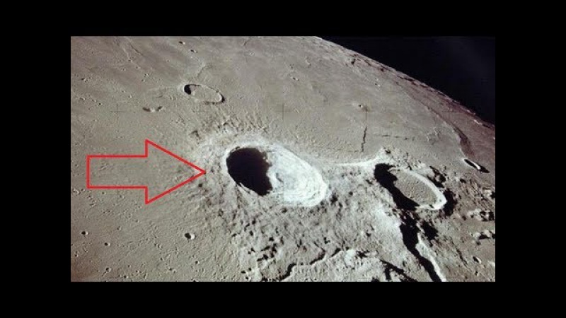 Les Dossiers De La NASA [ L'Enigme du cratère Aristarque ]