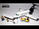 Lego City 60102 Airport VIP Service Speed Build