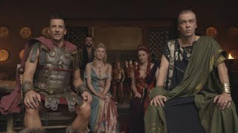 Спартак:Кровь и Песок