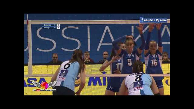 [HD] Dynamo Kazan vs Dynamo-Metar | 03-11-2017 | Russian Cup Womens Volleyball Preliminary 2017/18