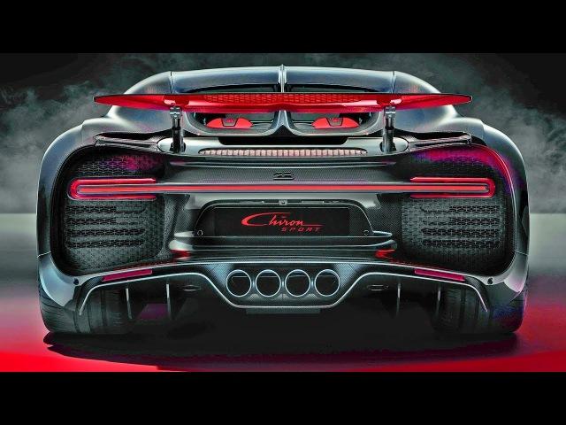 Bugatti Chiron Sport (2019) Ready to fight Koenigsegg Agera
