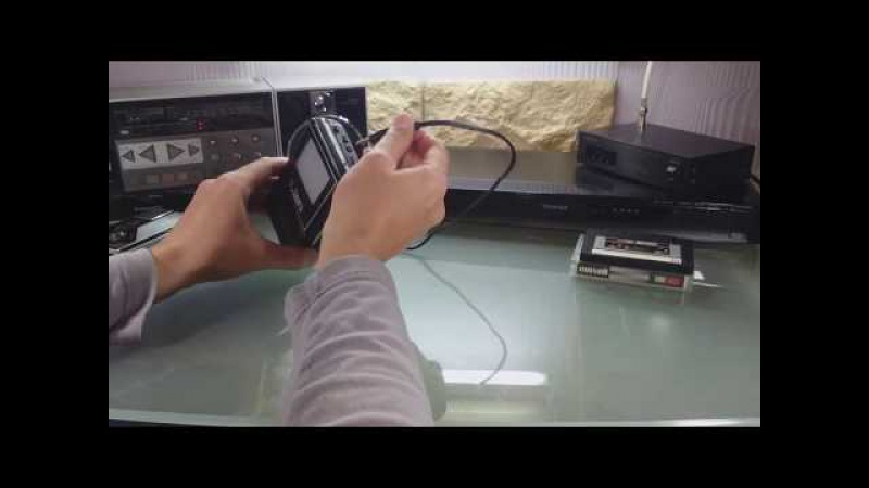 Портативный телевизор SHARP JC-TV10 TV Cassette
