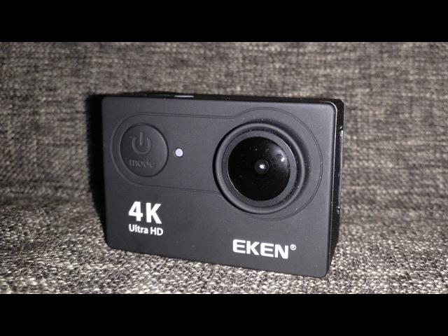 Экшн камера EKEN H9