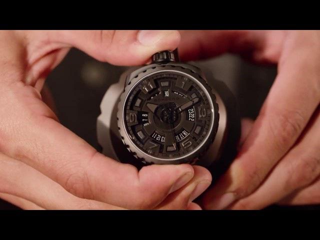 BOMBERG BOLT-68 Automatic Black Matte