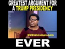 Brunell Donald Kyei Gives The Greatest Argument For Trump EVER