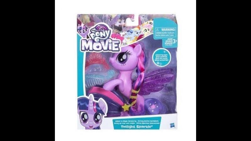 My Little Pony ОБЗОР Игровой набор Мерцание Пони-модница