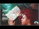 Sorry | a Sad Love Story with quotes | Don't Cry | love proposal