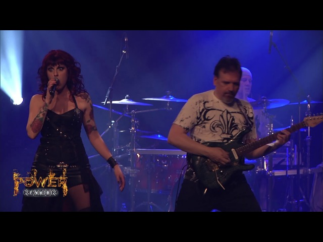 Within Temptation - In the Middle of the Night (Live cover by Power Nation) - 3rd Edition - 2017