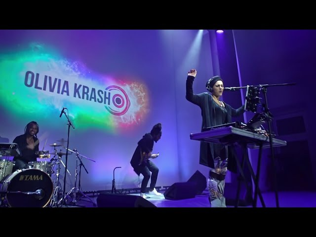 Sigala feat. John Newman, Nile Rodgers — Give me your love (Olivia Krash Cover)