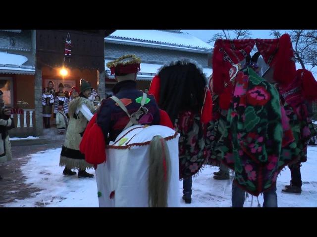 Obiceiuri de iarna de la Paltinoasa 2014/2015