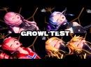 GROWL TEST Ghost Rule