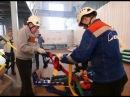 В филиале Группы Илим идет обучение добровольцев спасателей