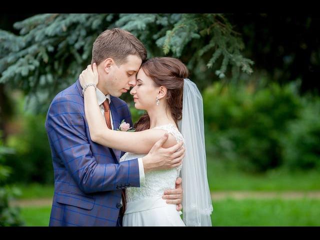 Свадебный клип Юлии и Александра 4 августа 2017