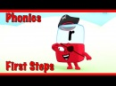 Alphablocks R The Pirate Red Learning Level Step 4