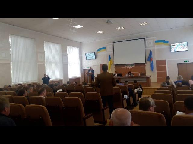 Боротьба за директорів шкіл у Зінькові