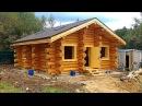 ОЦЕНИВАЙТЕ отделочные и чистовые работы в деревянном доме от СА Терем-Град в д. И