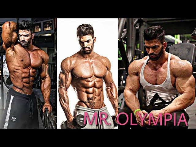 Sergi Constance - Mr. Olympia 2017   I WILL DESTROY JEREMY BUENDIA