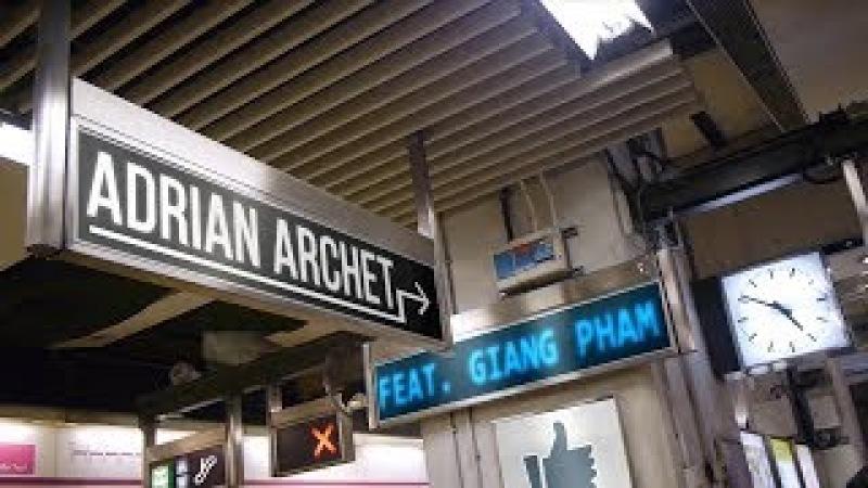 Adrian Archet - I Gave You My Heart (Lyric Video) ft. Giang Pham