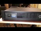 QSC CX1102 power amplifier /усилитель мощности