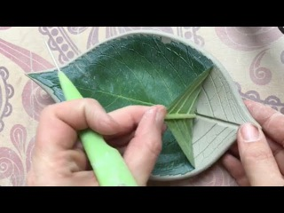 Leaf Pottery by Piper Pottery