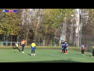 Гол Саши Человского в ворота команды