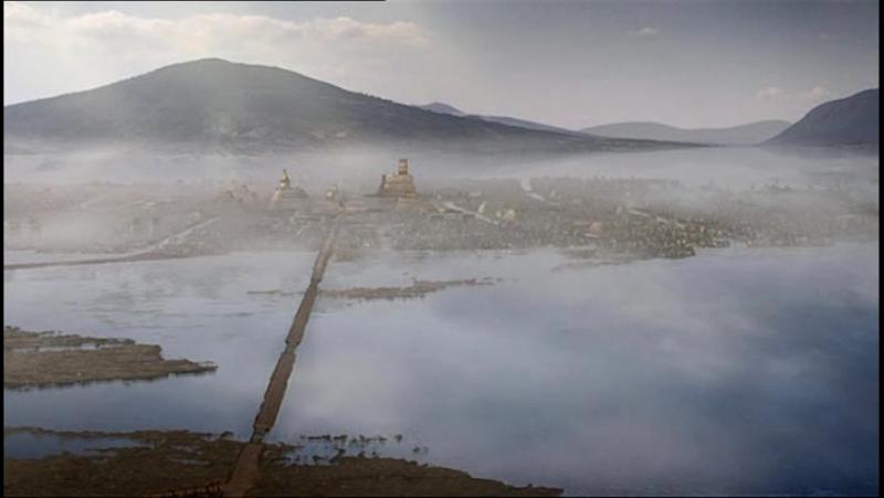 BBC: Великие воины. 2 - Кортес - Покоритель империи Ацтеков / Cortes the conqueror of Aztec Empire (2008) (Warriors)