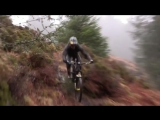 CANYON Torque Joe Barnes New section at home trail