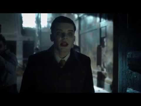 Gotham 4x21 Jeremiah meets Penguin and Barbara