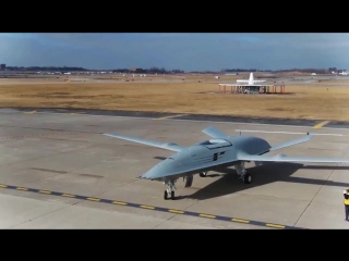 Boeings MQ-25 Stingray Prototype for US Navy Aerial Refuelling Drone Compititon - CBARS UCLASS
