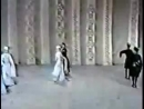 Осетинский народный танец - Хонга(танец приглашения)