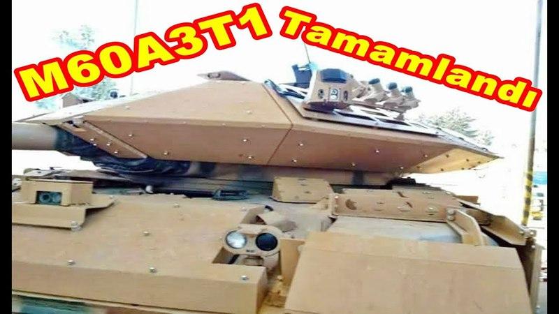 M60A3T1 Projesi Tamamlandı (Bitmiş Hali)