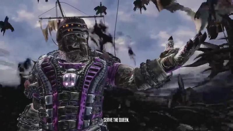Killer Instinct- General RAAM VS AI (Part 1)