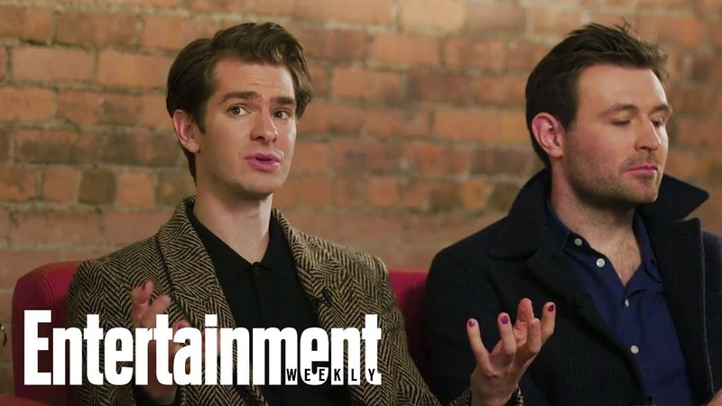 'Angels In America's' Andrew Garfield Cast On Play's Timely Broadway Return   Entertainment Weekly