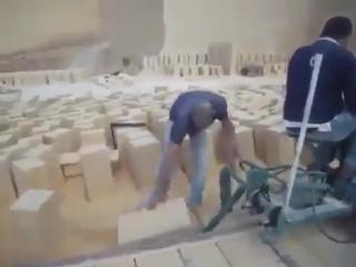 Нарезка камня