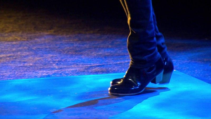 Bulerias improvisadas Bandaluzia Feat Johnny Tedesco TEDxSydney
